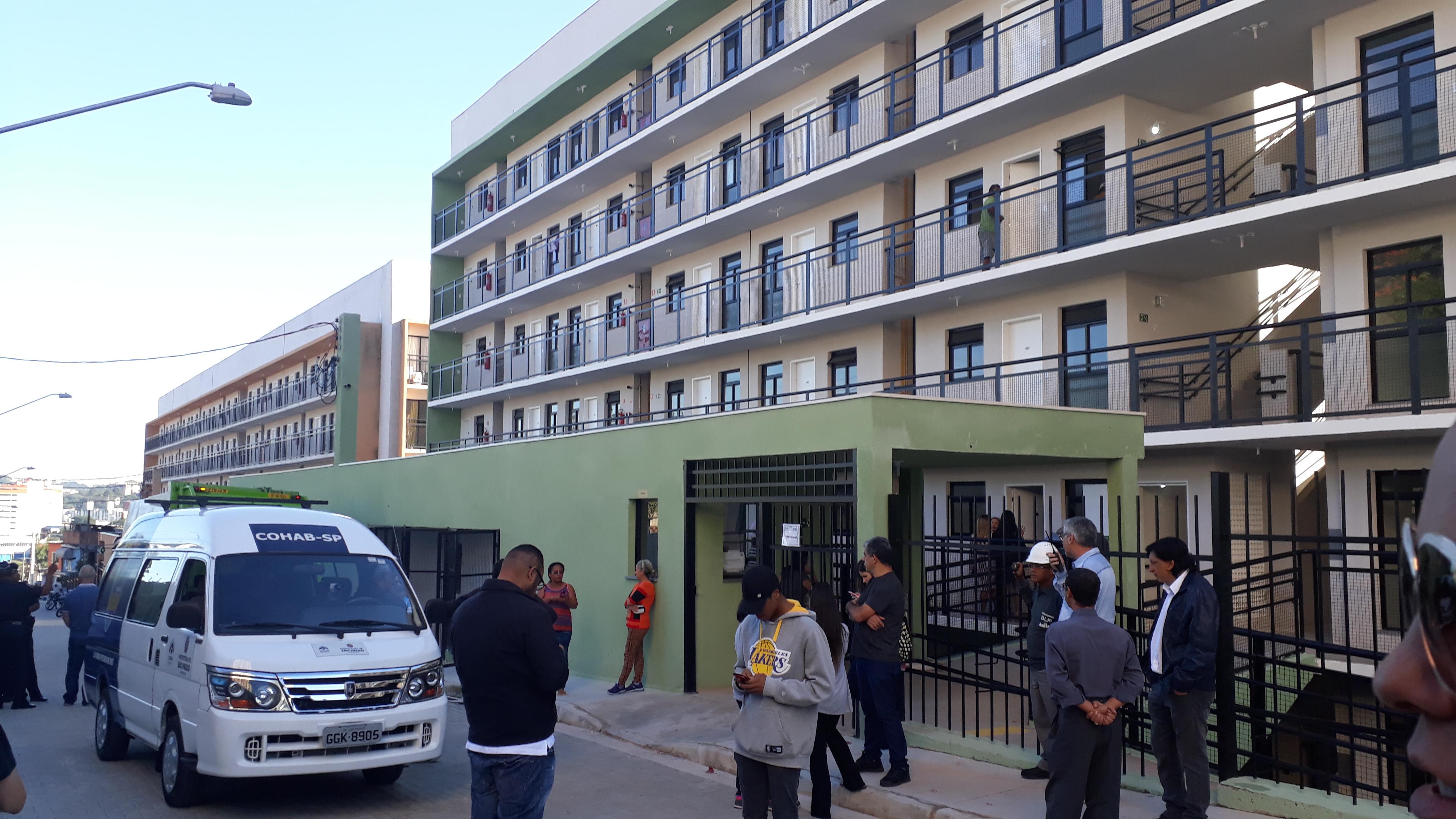 Img 3506 - Prefeitura entrega unidades do Conjunto Habitacional Viela da Paz, no Butantã