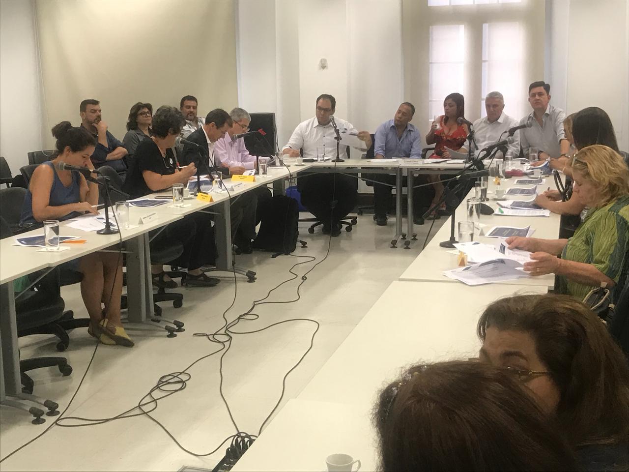 Img 3617 - Primeira reunião da Comissão Executiva apresenta balanços do Fundo Municipal de Habitação
