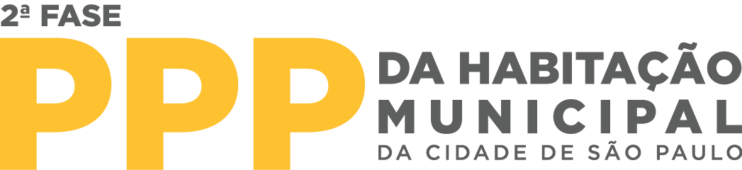 Logo da PPP Municipal da Habitação