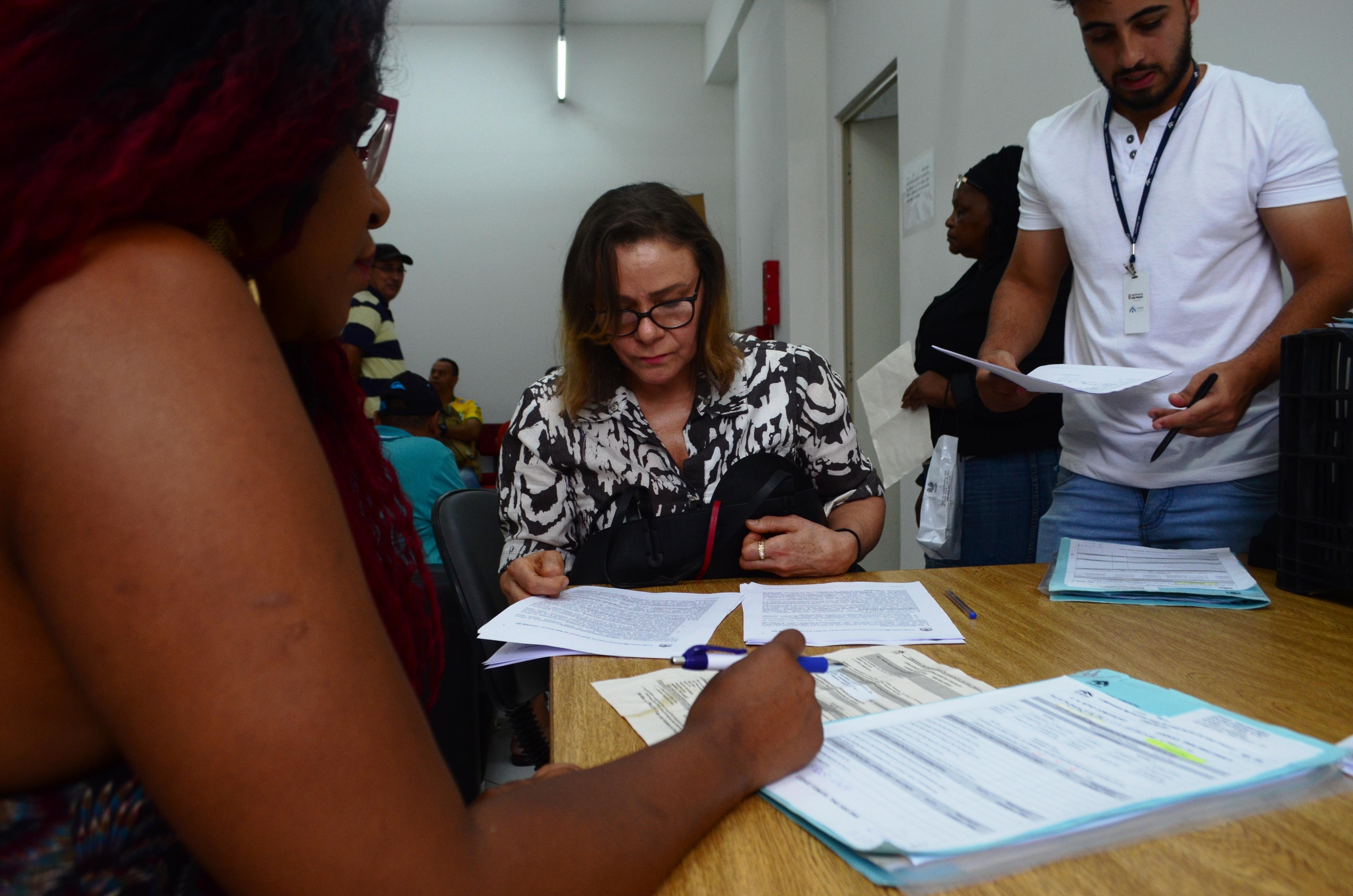 Img 3620 - Cohab leva plantão de regularização de imóveis para Guaianases