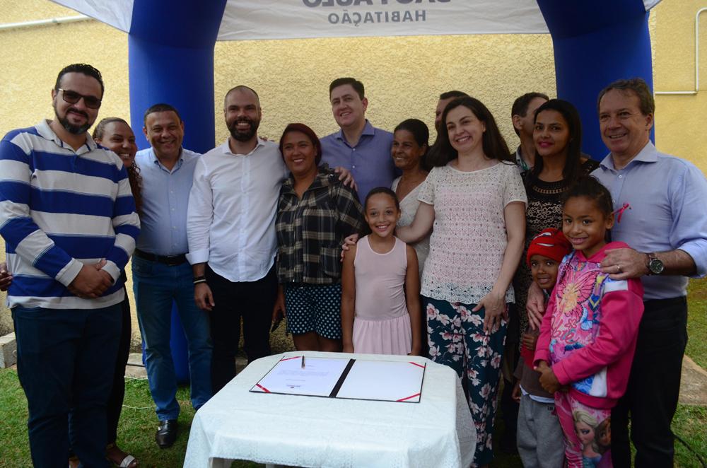 Img 3621 - Cohab e SMDE firmam parceria para criar hortas comunitárias nos conjuntos habitacionais