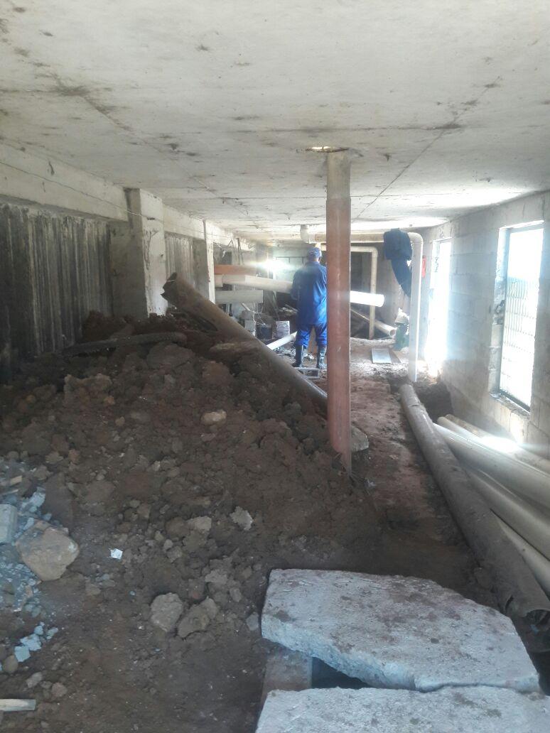 Img 3505 - Cohab-SP faz obra de saneamento no Conjunto Texima e livra moradores do risco