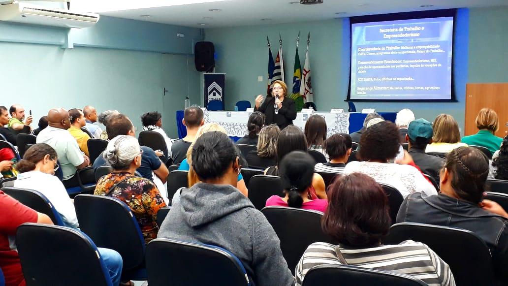Img 3523 - Cohab reúne 100 síndicos em  capacitação na zona leste