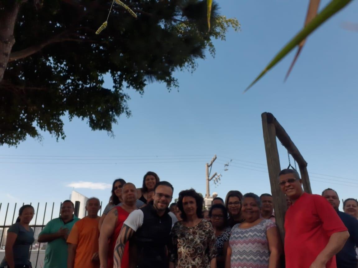 Img 3583 - Cohab reúne síndicos no Ipiranga para esclarecer a regularização do conjunto Jardim Imperador
