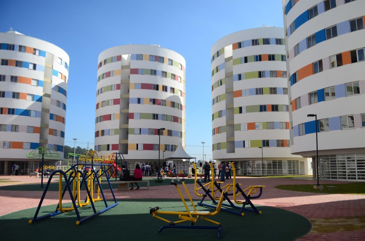 Img 3615 - Maior comunidade da capital,  Heliópolis recebe novas moradias populares