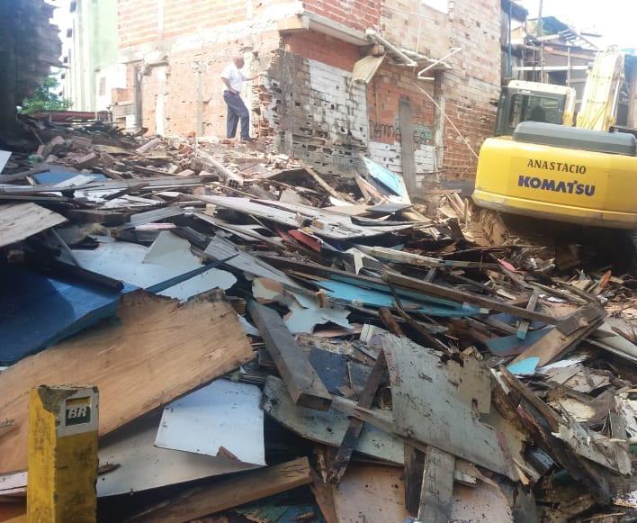 Img 3623 - Cohab retoma área em Heliópolis para projetos de urbanização local