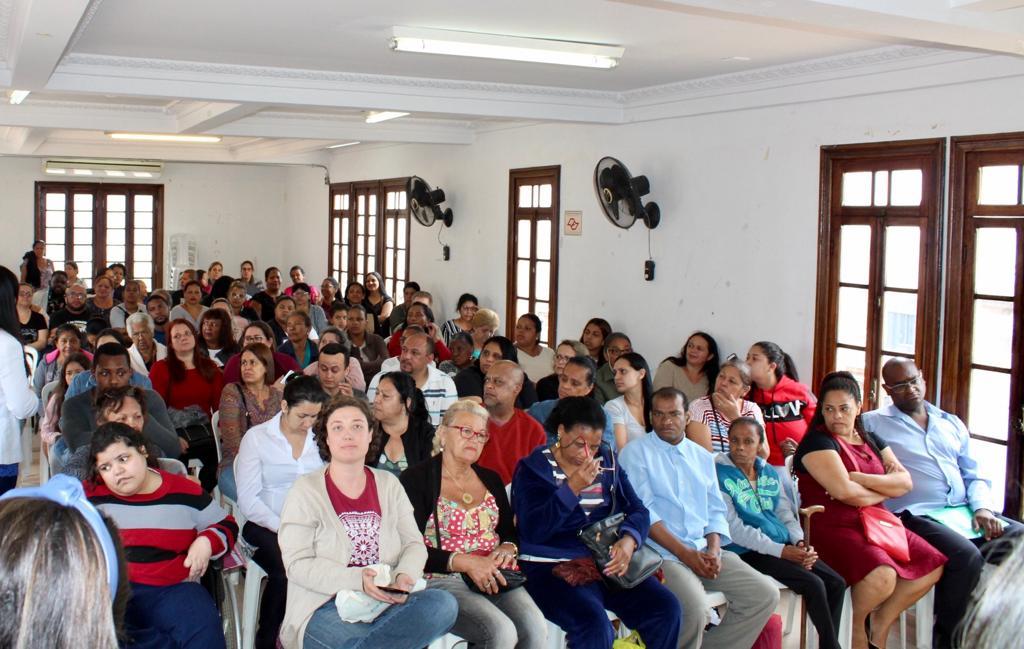 Cohab-SP realiza evento para convocação de famílias contempladas